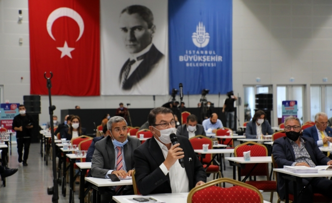 """""""Alibeyköy Uygulama İmar Plan Notu Değişikliği"""" İBB Meclisi'nde Onaylandı"""