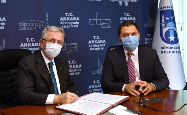 Ankara'nın Metro Projesi İbb'den…