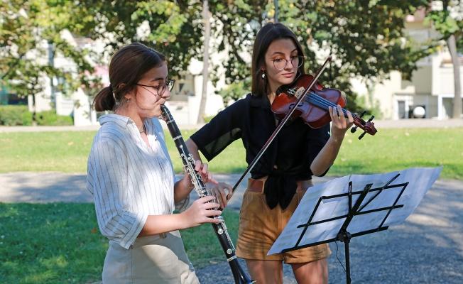 Ataşehir Belediyesi Gençlik Senfoni Orkestrasından Konservatuara