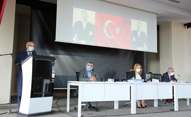 Ataşehir'de 2021 Yılı Bütçesi Onaylandı