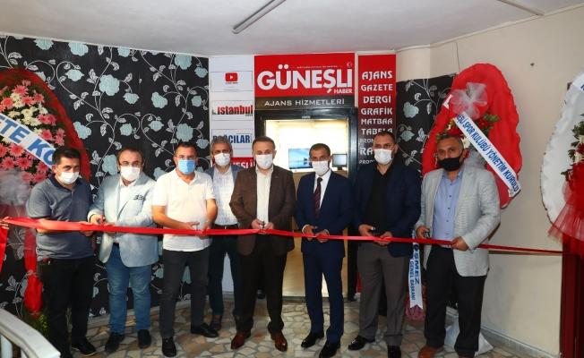 Güneşli Haber Ajans Hizmetleri Açıldı