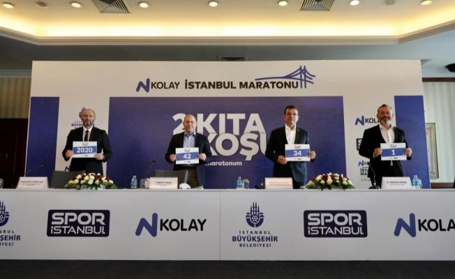 """İmamoğlu'ndan Maraton Toplantısında Olimpiyat Yorumu: """"Yapılacak Çok İşimiz Var"""""""