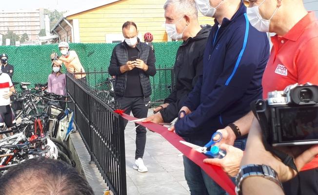 İstanbul Bisiklet Evi Açıldı