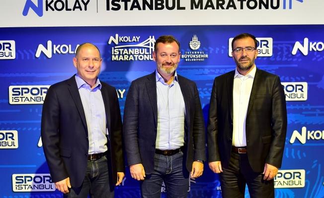 İstanbul Maratonu artık N Kolay