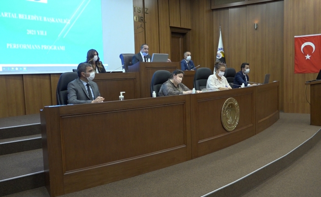 Kartal Belediyesi 2021 Bütçe ve Performans Raporu Kabul Edildi