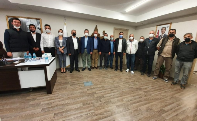 Kartal Belediyesi'nde Kadrolu İşçiler Toplu İş Sözleşmesi İmzalandı