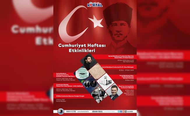 Kartal Belediyesi'nden Cumhuriyet'in 97. Yılına Yakışır Büyük Kutlama