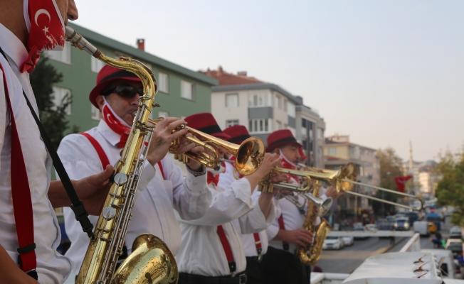 Maltepe'de Cumhuriyet Kutlamaları Başladı