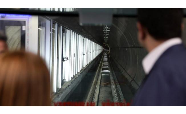 Mecidiyeköy Mehmutbey Metrosu'nda Seferler 28 Ekim'de Başlıyor