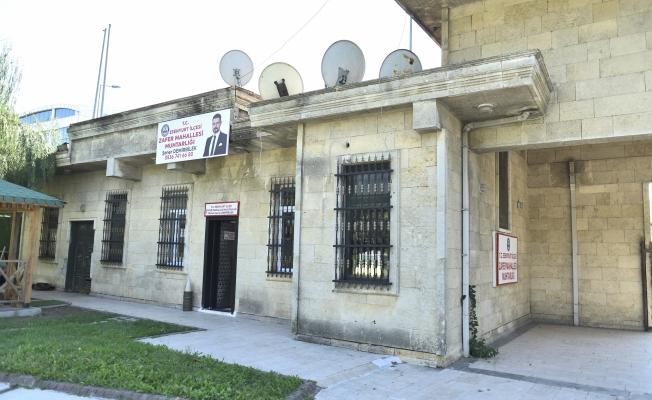 Mehmet Akif Ersoy Mahallesi Yeni Muhtarlık Binasına Kavuştu