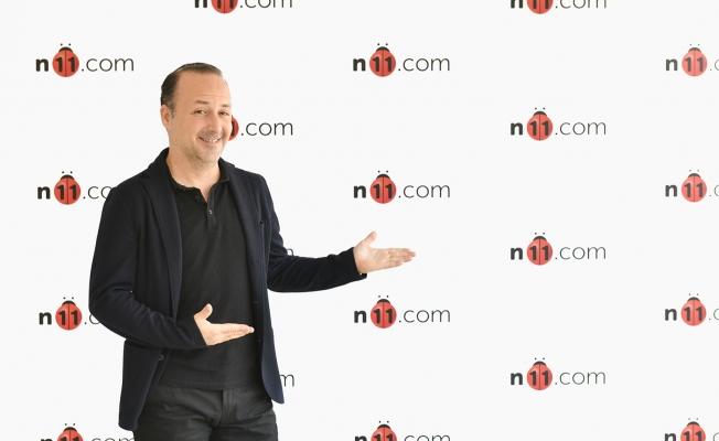n11.com yeni reklam kampanyası için Tolga Çevik ile anlaştı