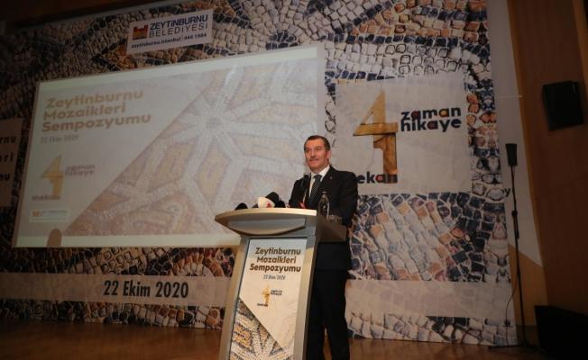 Roma ve Bizans Dönemi 'Mozaik Hazinesi' Gün Yüzüne Çıkıyor