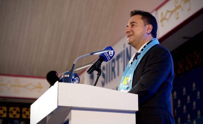 Babacan, 'Güçlendirilmiş Parlamenter Sistem'i' Anlattı