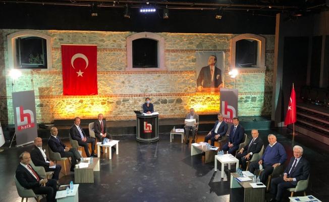 CHP'li Başkanlar Deprem'i Konuştu