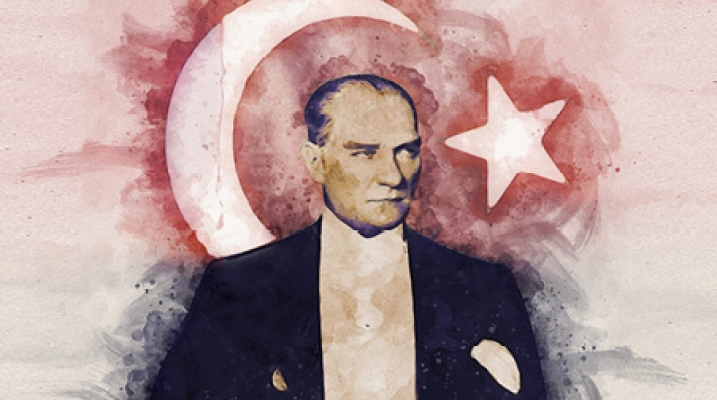 CRR'de Atatürk'ü Anma Konseri