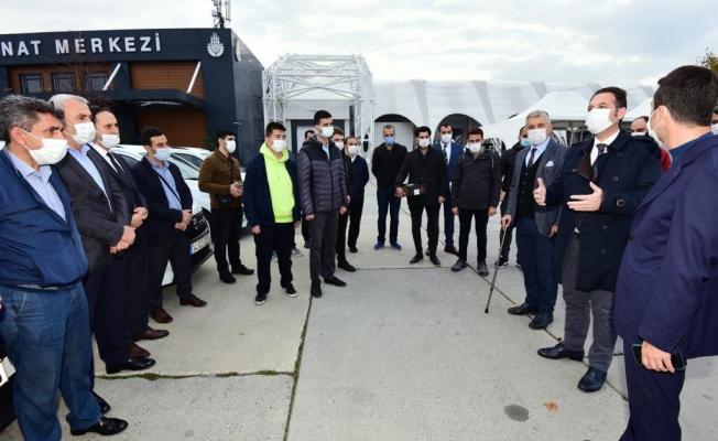 İBB Hasar Tespit Ekibi De İzmir'de