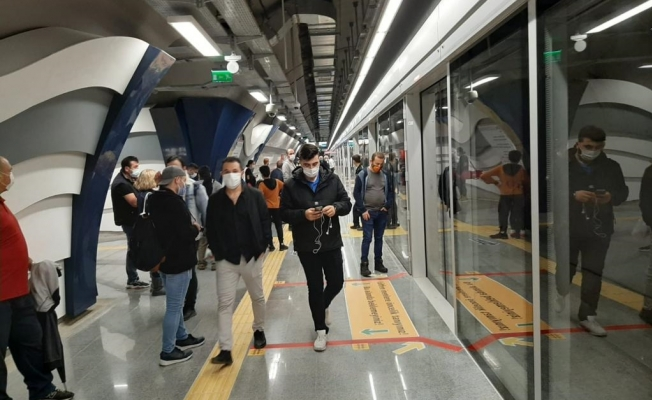 İstanbullular Mecidiyeköy - Mahmutbey Metrosunu'nu Sevdi