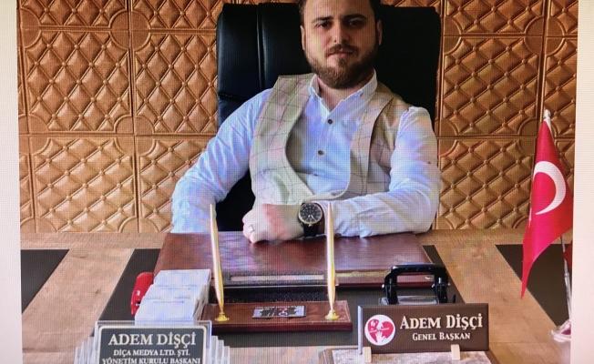 İstanbul'un En Genç Medya Patronu Adem Dişçi