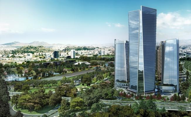 Merkez Ankara' da Ofis Etabı Satışa Çıkıyor