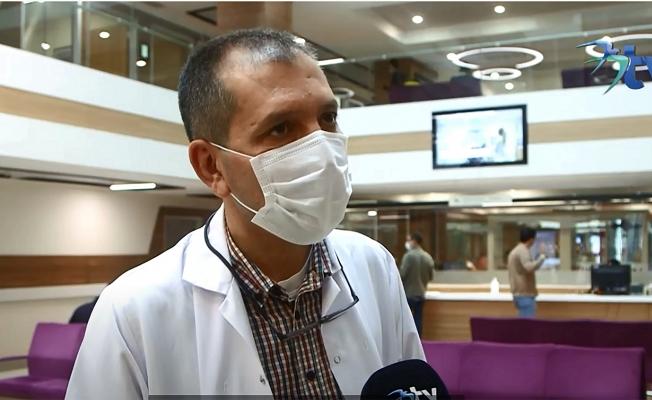 Prof. Dr. Bülent Ertuğrul Yükselişe Geçen Covid-19 Vakalarini Beylikdüzü Belediyesi İçin Değerlendirdi