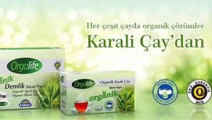 Türkiye'nin İlk Organik Çay Üreticisi Karali Çay'dan Doğaya Saygılı Üretim Modeli