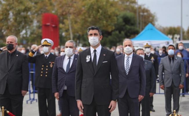 Ulu Önder Atatürk, Kartal'da Anıldı