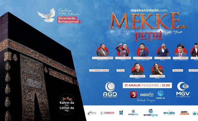 AGD, online olarak Mekke'nin Fethi Programı düzenleyecek