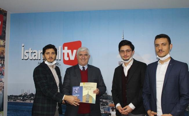 AGD'Nin Yeni Başkanı Öztürk'ten Gazetemize Ziyaret