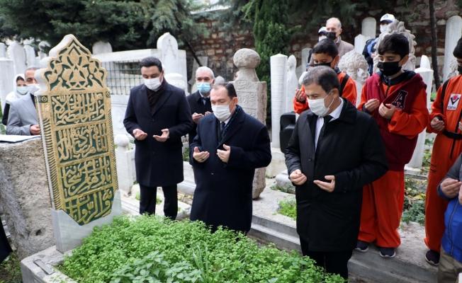 Ali Kuşçu, Vefatının 546. Yılında Eyüpsultan'da Anıldı