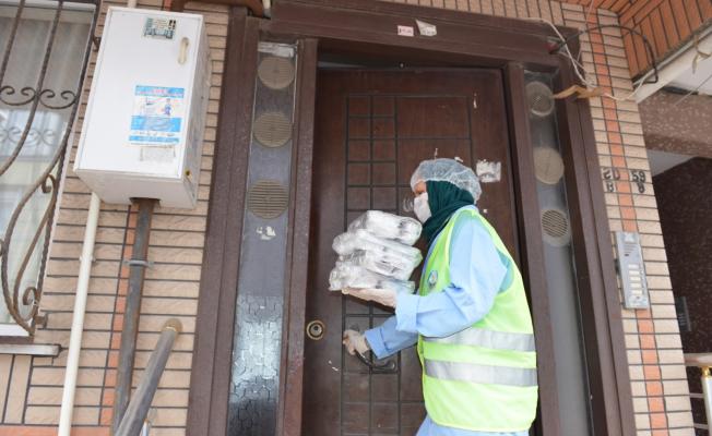 Avcılar Belediyesi'nden Pandemide 134.550 Kişiye Sıcak Yemek Desteği