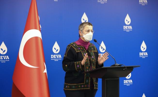 Babacan: 'Hükûmeti, Sağlık Meslek Örgütlerini Dinlemeye Çağırıyoruz'