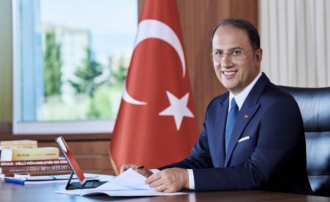Başkan Çalık, En Başarılı İlçe Belediye Başkanı