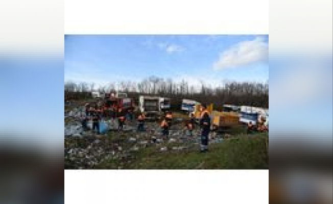 İBB'den Kaçak Çöp Dökümüne Anlık Müdahale