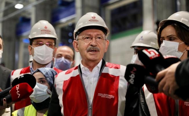 """Kılıçdaroğlu""""CHP'Li Belediyeler 3 bin 100 Lira Ödüyor Hükümet 2.825'i Uygun Buldu"""
