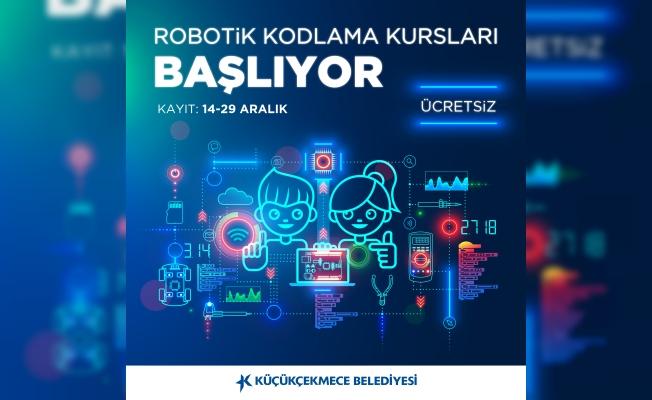Online Ve Ücretsiz Robotik Kurs Kayıtları Başladı