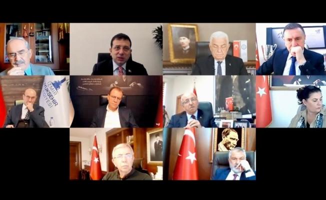 Türkiye'nin 10 Büyükşehir Belediye Başkanı Açıkladı : Vefat sayıları Açıklanandan 2/3 Kat Daha Fazla