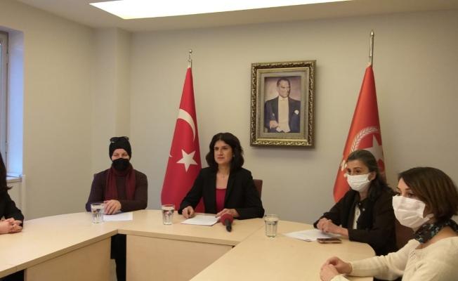 Vatan Partisi Öncü Genel Kadın Başkanı Meltem Ayvalı: