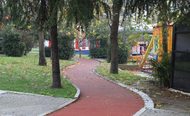 Yeşilpınar Bölge Parkı'nda, Koşu ve Yürüyüş Parkuru Hizmete Açıldı