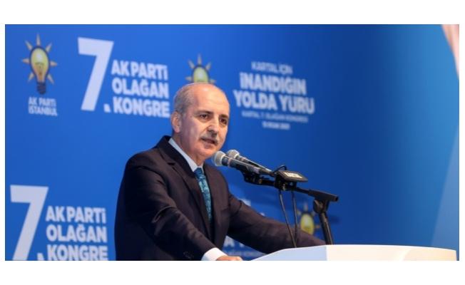 AK Parti Kartal İlçe Başkanlığı 7. Olağan Kongresi Gerçekleştirildi