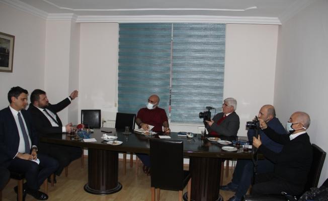 CHP Başakşehir İlçe Başkanı Av.Deniz Bakır Basın İle Buluştu