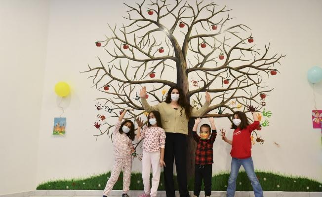 Çocuklar Masal Terapi İle Sağlıklı Bir Gelişim Süreci Sürüyor