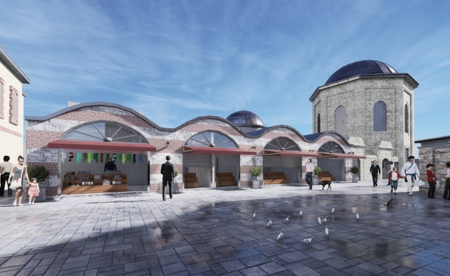 Eyüpsultan Tarihi Oyuncakçılar Çarşısı Yeni Çehresine Kavuşuyor