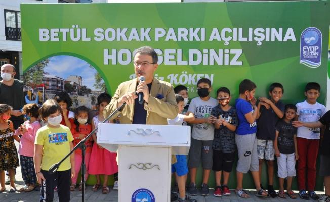 Eyüpsultan'da 2020 Yılında 9 Yeni Park Hizmete Alındı