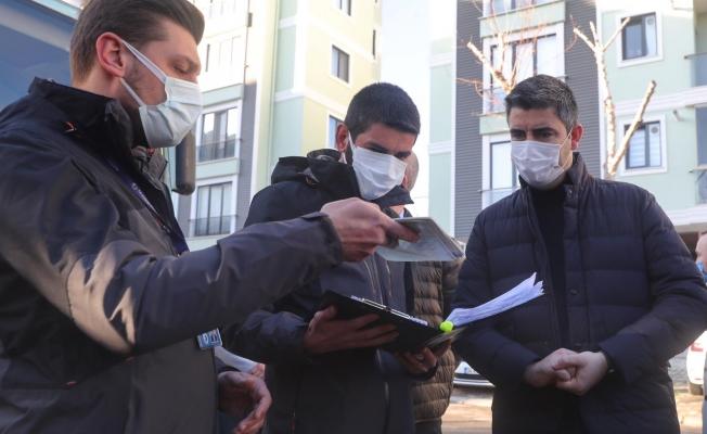 Komşu İletişim Merkezi Saha Hareketi ile 14 Bin Haneye Ulaşıldı