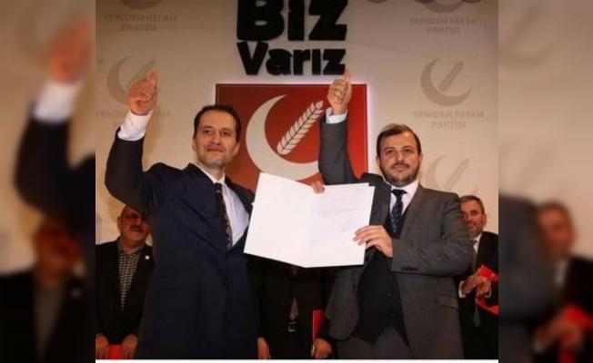 Partiler İçin Üye Verileri açıklandı ! Yeniden Refah Partisi 100 BİN barajını geçti