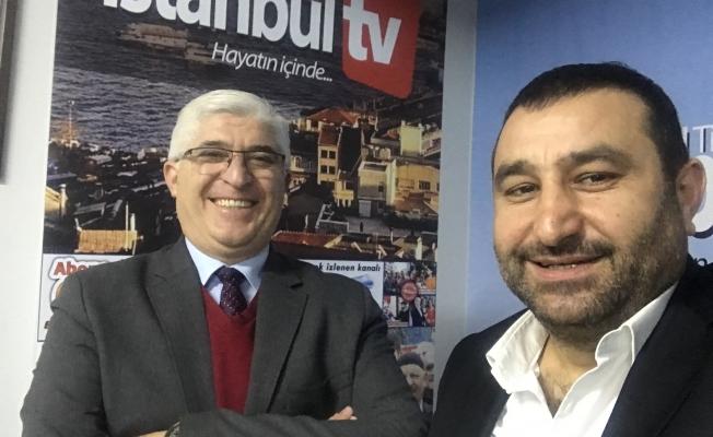 Yeniden Refah Partisi İl Başkan Yardımcısından Gazetemize Ziyaret