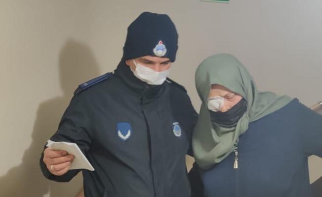 Zeytiburnu Zabıtası'ndan 65 Yaş Üstü Vatandaşlara Hastane Hizmeti