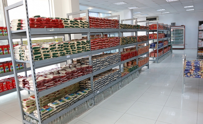 Ataşehir'de İhtiyaç Sahipleri İçin Çok Yakında Sosyal Market Açılıyor