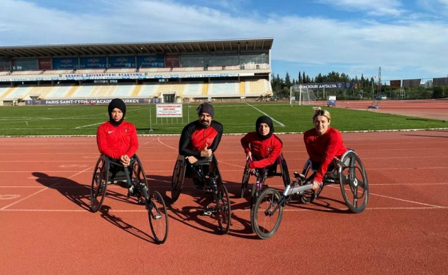 Bağcılarlı Engelliler Dubai'de Yarışacak