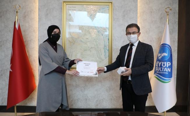 Eyüpsultan Ali Kuşçu Uzay Evi Öğrencileri Türkiye 2'ncisi Oldu